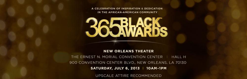 Mcdonald s 365black awards